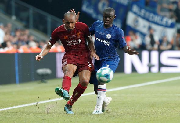 Liverpool fans react to Fabinho display v Newcastle